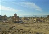 اجرای پروژه عمرانی در محدوده گورستان تاریخی تفرش متوقف شد
