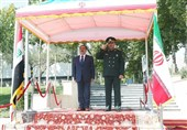 وزیر الدفاع : ایران ترفض التحرکات الداعیة الى التفرقة فی العراق