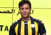 طیبی: خوشحالم که اولین بازیکن خارجی القطر هستم + عکس