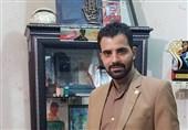 سید محمد نوری، فرزند شهید سید جاسم نوری اط شهدای مدافع حرم خوزستان