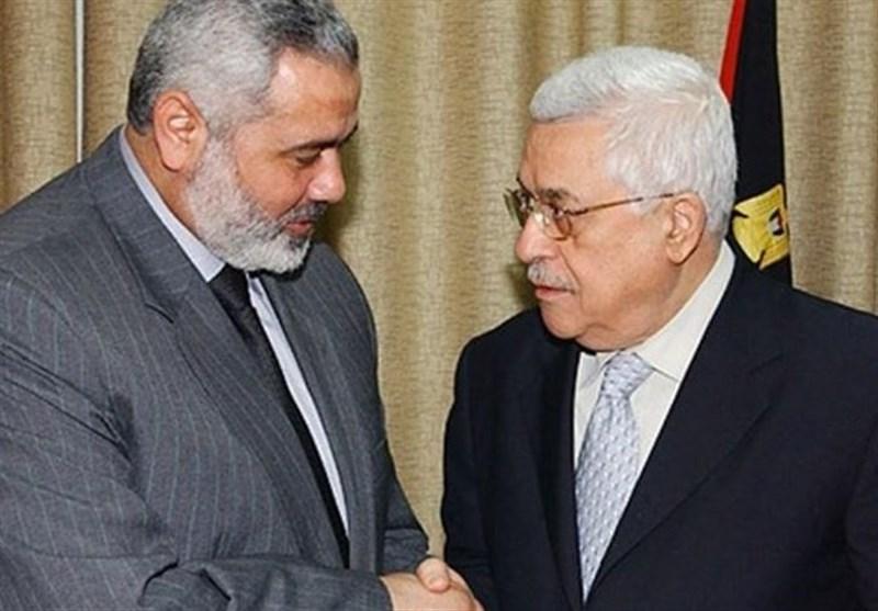 اسماعیل ہنیہ اور محمود عباس کے درمیان ٹیلفونک رابطہ