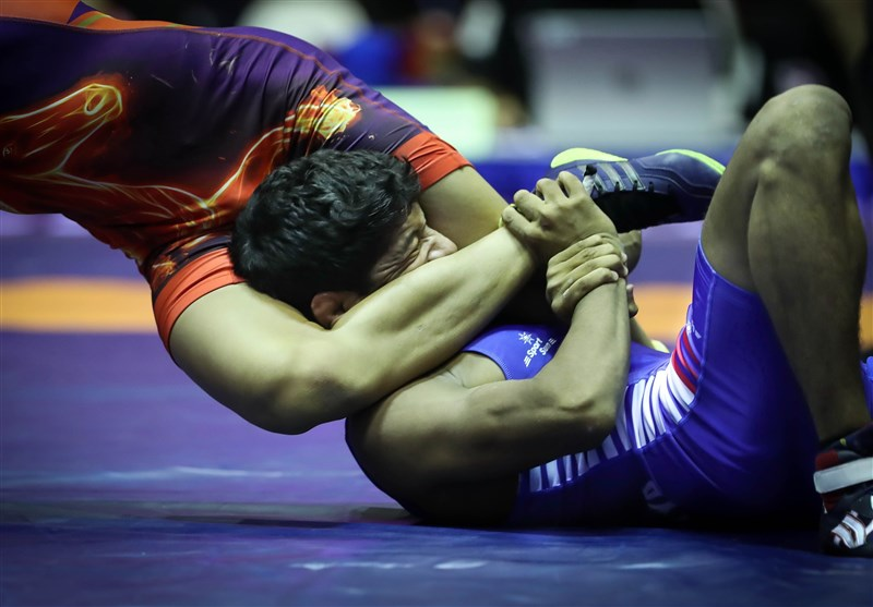 Iran Freestyle Team Comes 3rd at Jr Wrestling World Championships