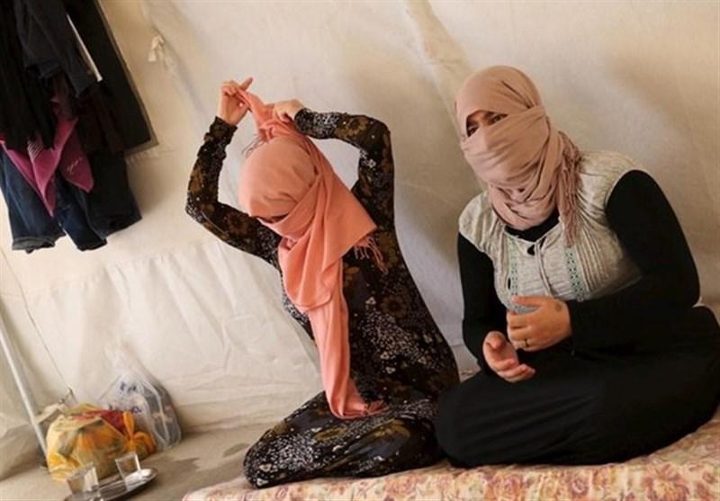 زنان برده داعش