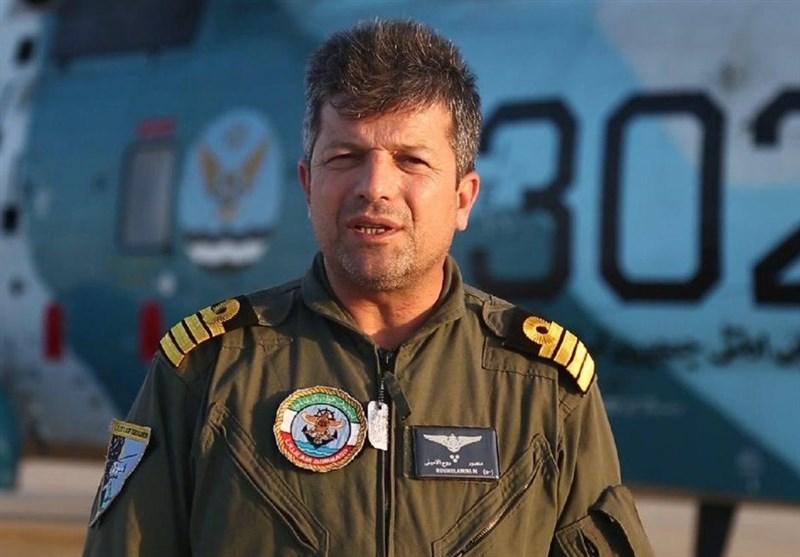فرمانده جدید هوا دریای نداجا معرفی شد