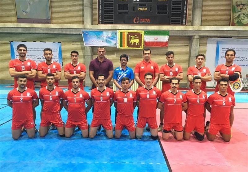 اردوی آمادسازی تیمهای ملی کبدی در گرگان برپا شد
