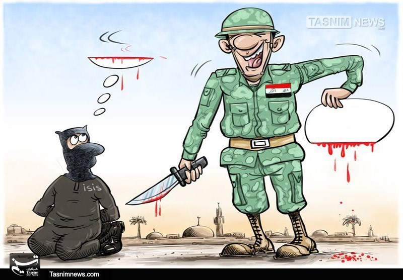 Iraqi Army Operations Ends Daesh Dreams