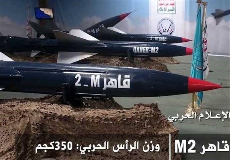 موشک بالستیک ارتش یمن پادگان متجاوزان سعودی را در هم کوبید