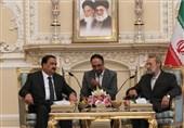 لاریجانی: یجب على الحکومة العراقیة أن تدافع عن وحدة أراضیها