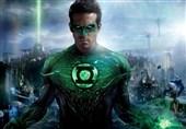 فانوس سبز green lantern