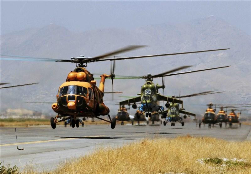 یک سوم بالگردها و هواپیماهای ارتش افغانستان غیرقابل استفاده است