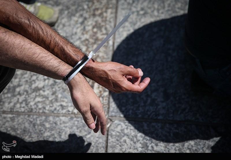 رمالان کلاهبردار در مشهد دستگیر شدند