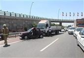 کاهش 19 درصدی تصادفات فوتی در جادههای اصفهان