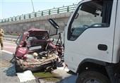 تصادف در محور شاهرود- آزاد شهر 3 کشته برجای گذاشت