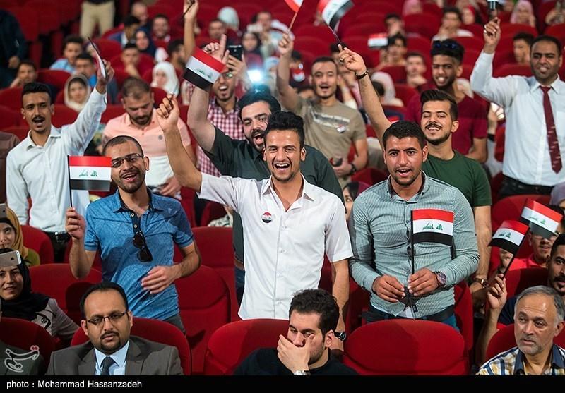 بالصور.. احتفال بجامعة ''أمیر کبیر'' الإیرانیة بتحریر الموصل
