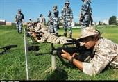تمرینات نیروهای ویژه هوابرد سپاه پاسداران در چین + تصاویر