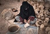 """سفال کلپورگان """"7000 سال"""" بدون تغییر/ روستای """"کلپورگان"""" بلوچستان در آستانه ثبت جهانی+ تصاویر"""