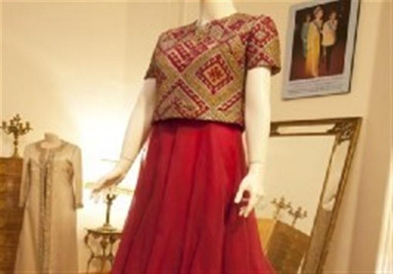 سوزندوزی زنان بلوچ برای لباس خاندان پهلوی + تصویر