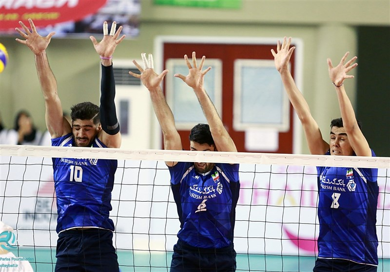Iran U-23 Defeats Australia at Asian Volleyball Championship