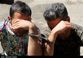 دستگیری 113 زورگیر و سارق پایتخت