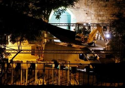 اسرائیل کی پسپائی؛ مسجد الاقصیٰ سے میٹل ڈیٹیکٹرز ہٹادئے گئے