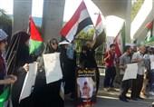 راهحل مسئله فلسطین یکپارچگی گروههای مختلف در این کشور است