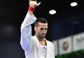 کاراته وان چین| مهدیزاده برنز لیگ جهانی چین را بر گردن آویخت