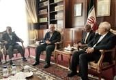ظریف و فراکسیون مقاومت لبنان