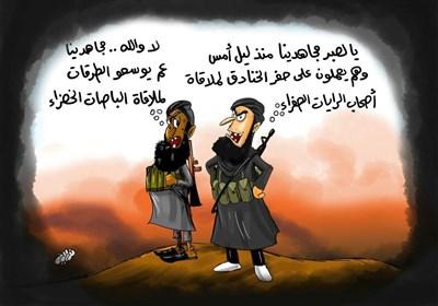حال داعش بعد النصرة