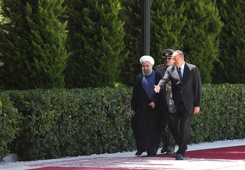 Iran, Azerbaijan Discuss Railroad Connection