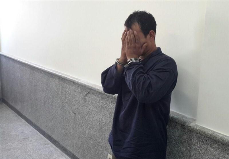 سارق احشام در دشتی شناسایی و دستگیر شد