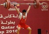 Iran's Weightlifter Soltani Wins Gold at 2018 Asian Junior Championships