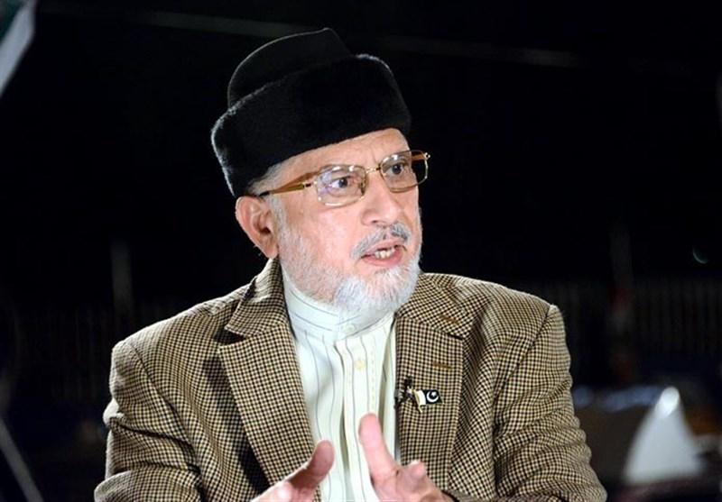 """جن کی اوقات ایک """"اقامہ"""" تھی وہ تین بار وزیراعظم بن گئے: ڈاکٹر طاہرالقادری"""
