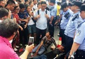 Chinese Police Detain 67 after Protest in Beijing