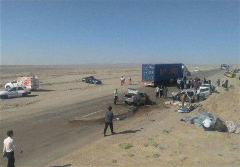 سوانح رانندگی در استان قزوین 3 کشته و یک مصدوم بر جای گذاشت
