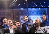 کنسرت همای و ارکسترسمفونیک پرواز به رهبری انریکو جرولا
