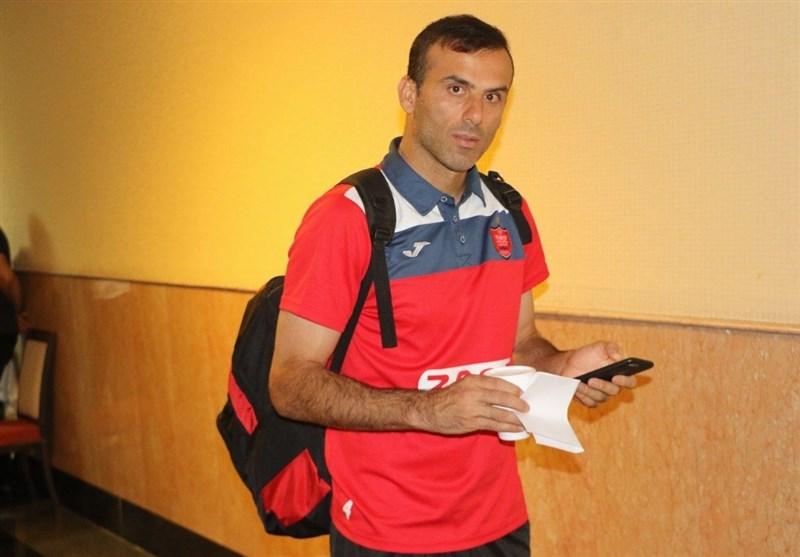 حسینی: شرایط جدول باعث شد محتاط بازی کنیم/ در پایان بازی با رحمتی صحبت کردم