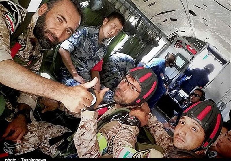 تیپ 33 المهدی سپاه در مسابقات نظامی