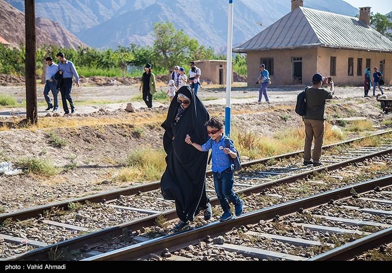 قطار سروش گردشگری یک روزه با قطار در مسیر شمال - اخبار تسنیم - Tasnim