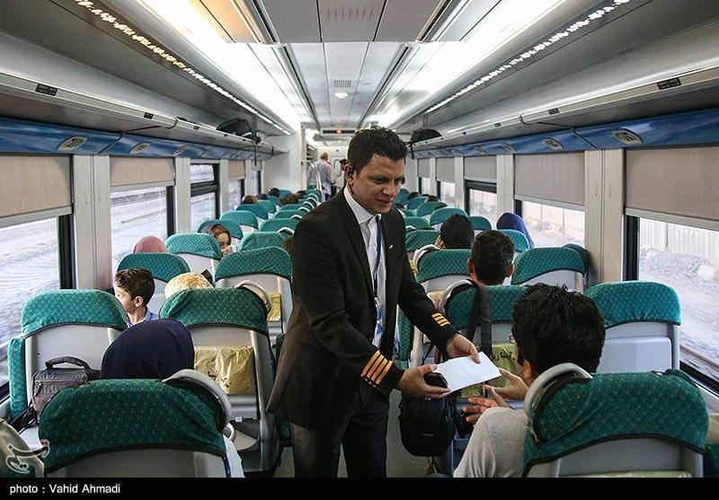 بلیت قطارهای مسافربری مشهد در ایام پایانی دهه صفر تغییری نکرده است