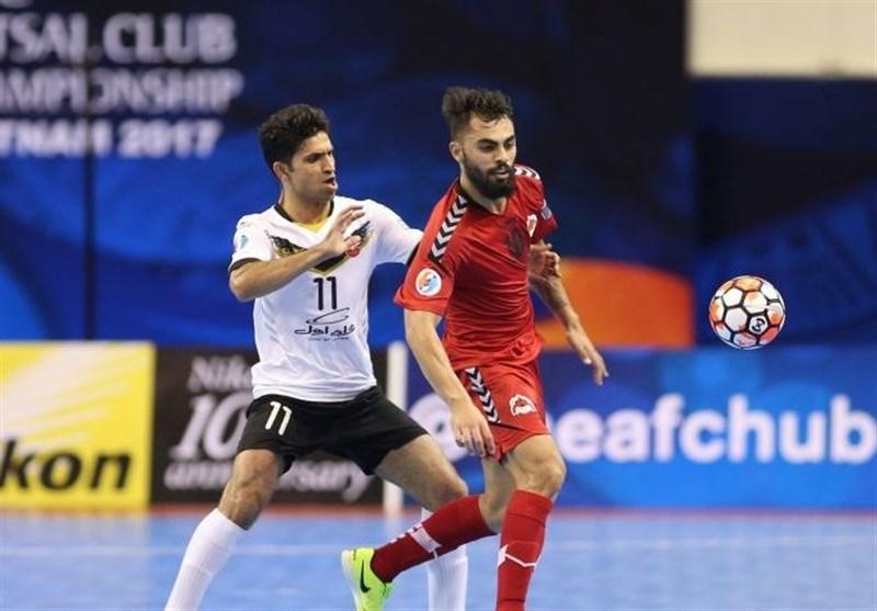 Iran's Giti Pasand Advances to AFC Futsal Club Championship Final