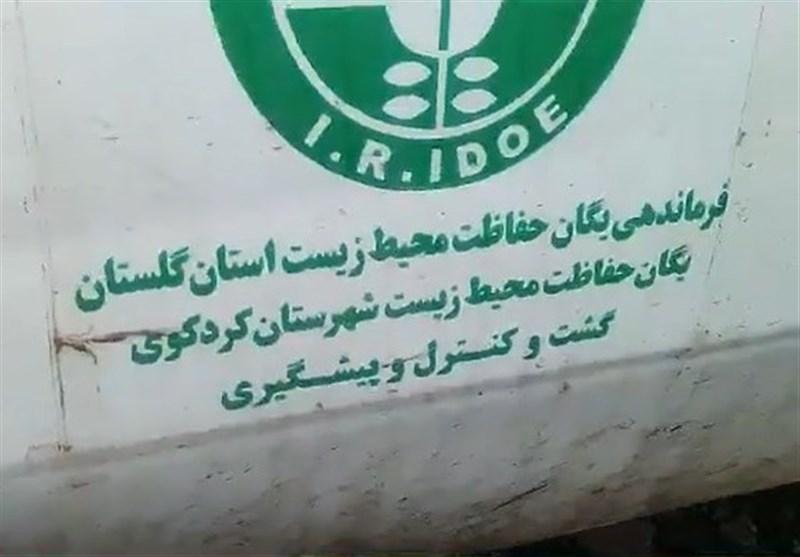 خودروی نمره دولتی آقای مشاور، هفته پیش به اداره تحویل داده شده است