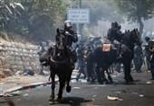 دو شهید و 250 زخمی حاصل جمعه خشم فلسطینیها