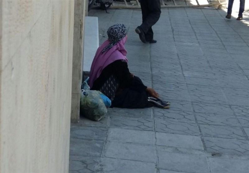 سنندج| تکدیگری چهره شهر سنندج را زشت کرده است