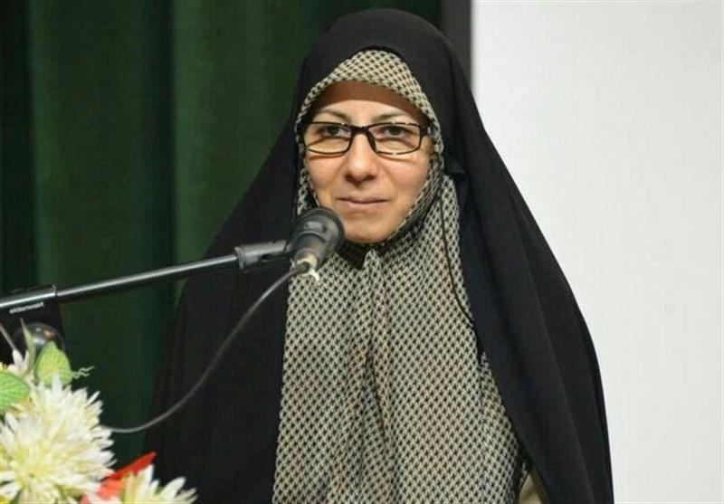 سکینه اشرفی معاون هماهنگی امور اقتصادی و توسعه منابع استاندار سیستان و بلوچستان
