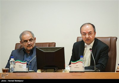سخنرانی علی فاضلی رئیس اتاق اصناف ایران در نشست مشترک اعضای شورای گفتوگوی دولت و بخش خصوصی، استانداران و رؤسای اتاقهای بازرگانی سراسر کشور