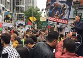 Protests against US Embassy Move Due to Be Held in 46 Countries