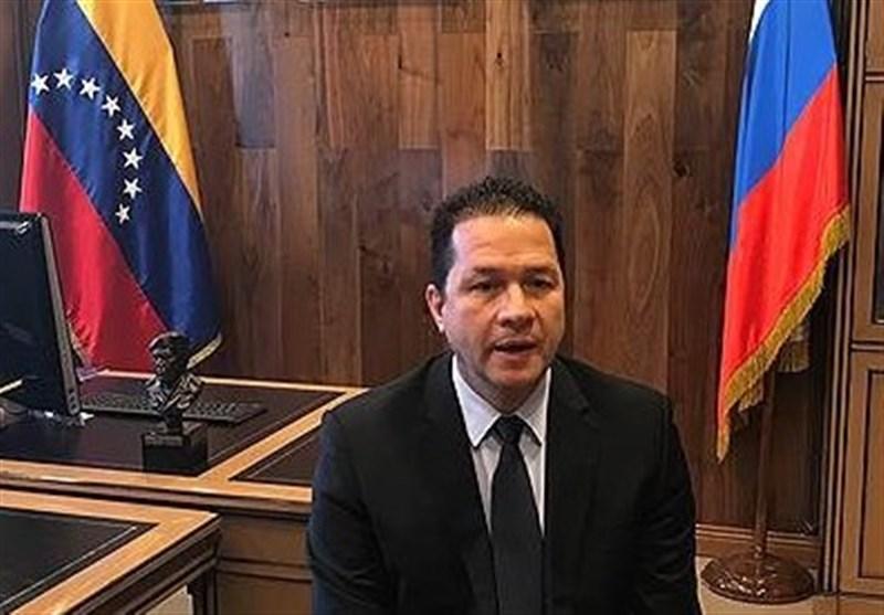 کارلوس فاریا تورتوسا سفیر ونزوئلا در روسیه