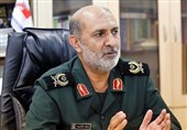 Takfiri Current on Last Legs: IRGC Commander