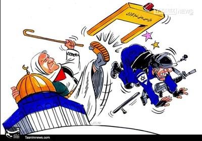 کاریکاتور/ جمعه خشم