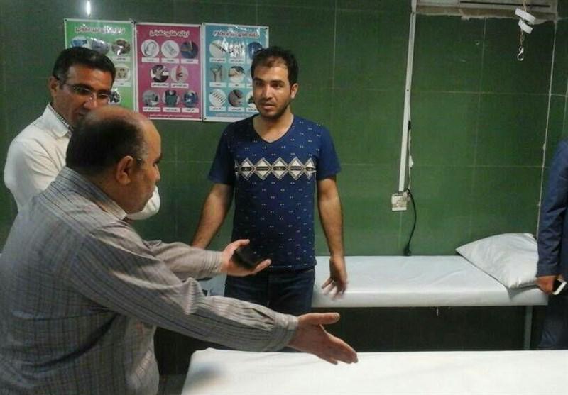 ارائه خدمات به بیماران در اورژانس شهید بهشتی یاسوج مطلوب نیست
